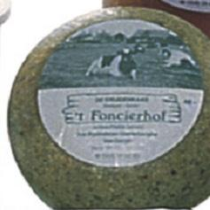 Boerenkaas met kruiden 't Foncierhof
