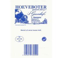 Hoeveboter 't Gaverhof