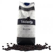 Decafeiné koffie 't Molentje