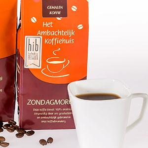 Zondagmorgen Ambachtelijk Koffiehuis