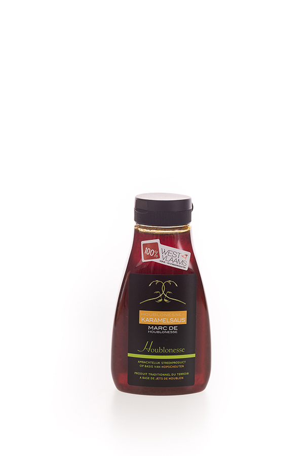 Houblonesse karamelsaus
