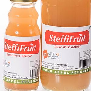 Appel-peerSap Steffi-Fruit