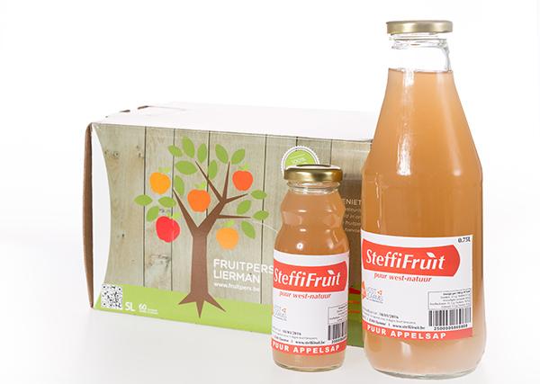 Appelsap Steffi Fruit