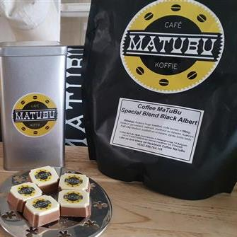 Matubu Coffee Black Albert