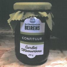 Aardbei-Citroenverbena Buitengewoon Beirens