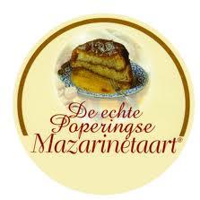 Poperingse Mazarinetaart