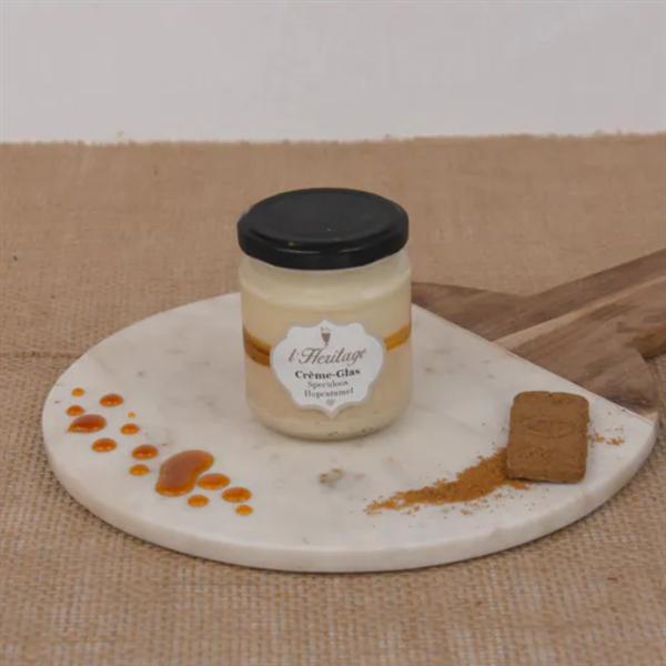 Crème-Glas speculoos hopkaramel