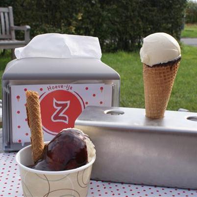 Roomijs Hoeve-ijs Z