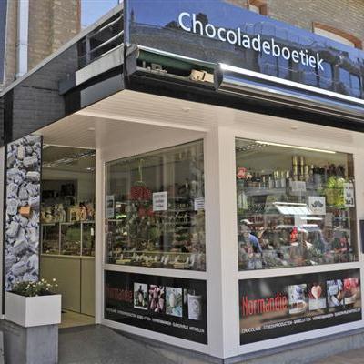 Chocoladeboetiek Normandie