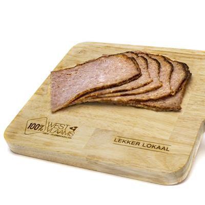 Ovengebakken vleesbrood