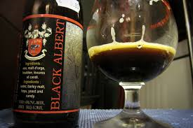 Black Albert