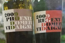 Phoenix-wijn - Johanniter-wijn - Solaris-wijn