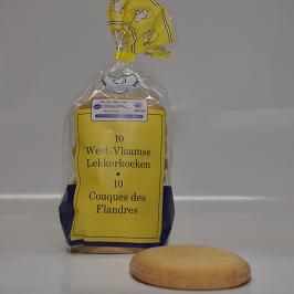 West-Vlaamse lekkerkoeken