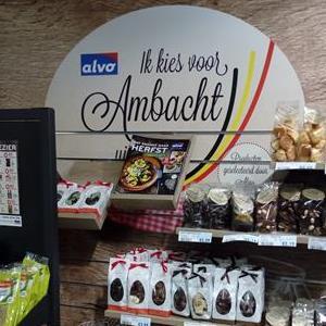 Alvo - Obelix Supermarkt