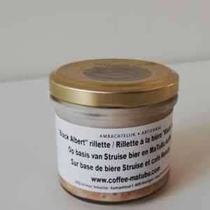 Rillette Black Albert