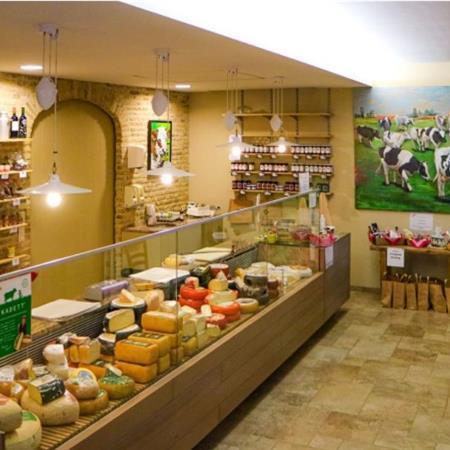 """Kaasmuseum """"Boeren in de Moeren"""""""