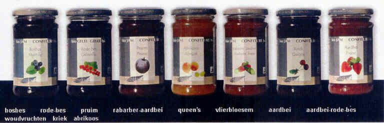O-Bio Confituur