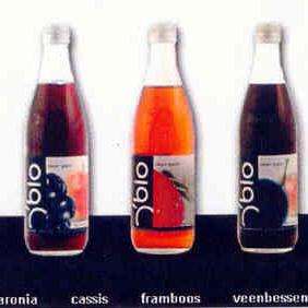 Fruitsiroop O'Bio