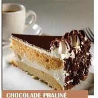 Progres Chocolade Praliné  Parrein