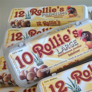 Scharreleieren Rollie's