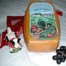 Beauvoordse Boerenkaas met kruiden