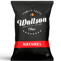Chips Naturel Waltson
