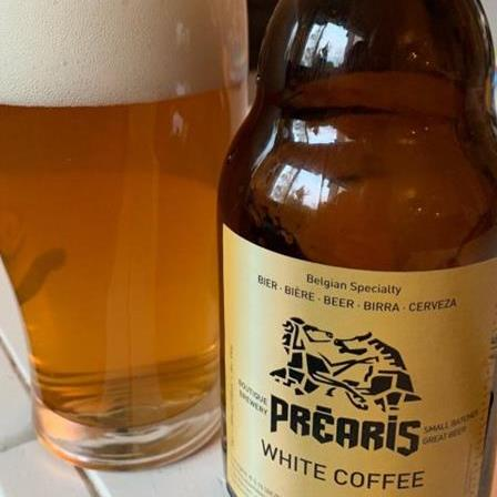 Préaris White Coffee