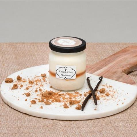 Crème-Glas speculoos-karamel