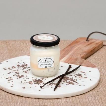 Crème-Glas stracciatella-advocaat