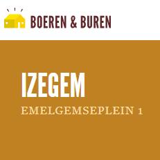 Boeren & Buren Izegem