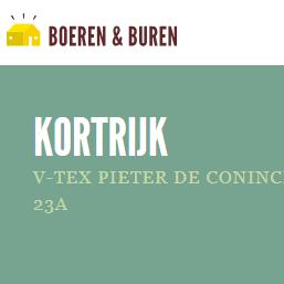 Boeren & Buren Kortrijk