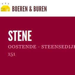 Boeren & Buren Stene