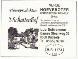 Hoeveboter 't Schottenhof