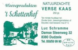 Verse Kaas 't Schottenhof