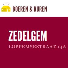 Boeren & Buren Zedelgem