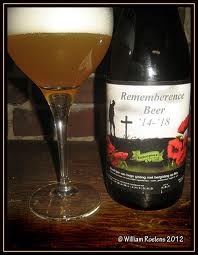 Remembrance beer 14-18