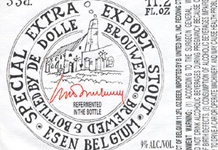 Special extra export Stout